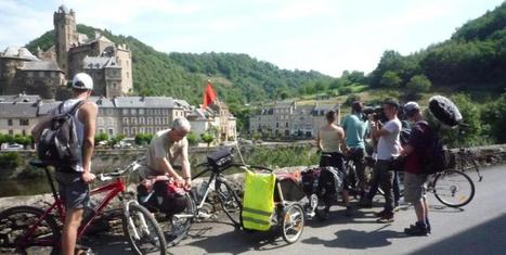 Estaing capturé pour le documentaire «Passion patrimoine» | L'info tourisme en Aveyron | Scoop.it