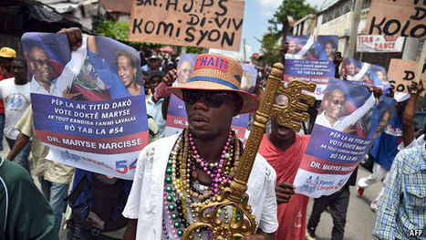 The Dominican Republic and Haiti: one island, two nations, lots of trouble | Southmoore AP Human Geography | Scoop.it