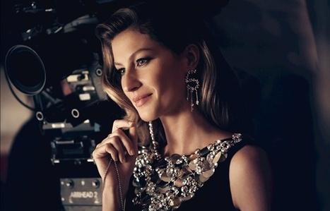 VIDEO. La nouvelle campagne Chanel N°5 avec Gisele Bündchen - 20minutes.fr | Maison Chanel | Scoop.it
