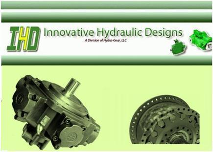 Radial Piston motors are more efficient and noise free now | IHD Innovative Hydraulic Designs | Scoop.it