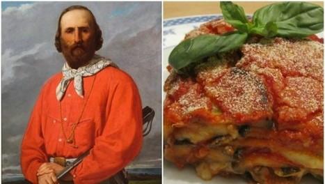 B. :Se Garibaldi avesse mangiato la parmigiana di mamma…   Thatsamoreitalia   TRAVEL JOURNAL   Scoop.it