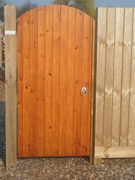 Wooden Gates to Give That Vintage Look To Your Home   Garden Gates   Scoop.it