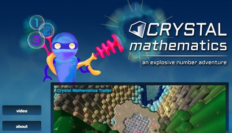 Crystal Mathematics | Gamification for the Win | Scoop.it