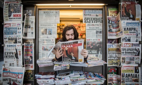 Time spent reading newspapers worldwide falls over 25% in four years | Content Creation, Curation, Management | Scoop.it