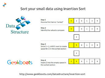 Insertion Sort   Learn programming with examples   Scoop.it