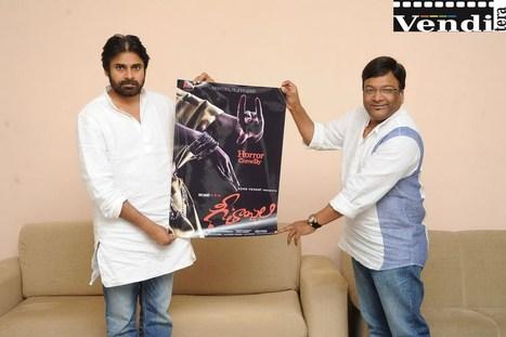 Pawan Kalyan Launches Geethanjali Telugu Movie Posters | Telugu Cinema News | Scoop.it