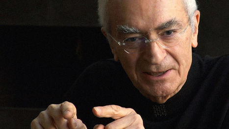 A Rare Interview With Graphic Design Legend Massimo Vignelli | Communicate...and how! | Scoop.it