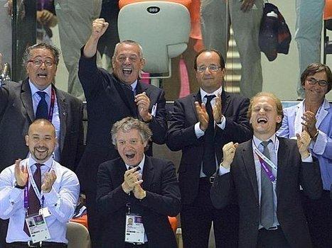 L'athlète et le Président | Chatellerault, secouez-moi, secouez-moi! | Scoop.it