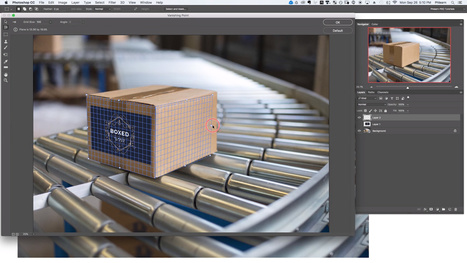 How to use vanishing point perspective in Photoshop to add graphics to a surface - DIY Photography   Photography Stuff For You   Scoop.it