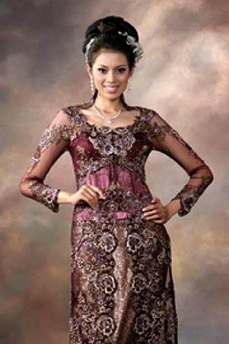 Kebaya Pengantin Jakarta | Desainer dan Penjahit Kebaya Tradisional Modern: Contoh Desain Kebaya Modern | Kebaya Pengantin Jakarta | Scoop.it