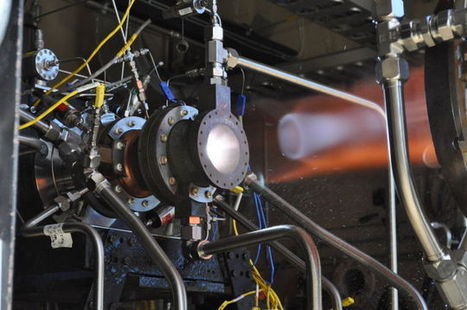 Rocket Engine Made With 3D Printed Parts Survives First Hot Fire Tests | 3D Printing and Fabbing | Scoop.it