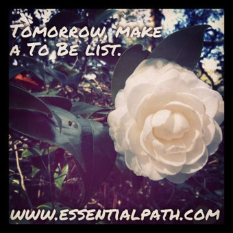 To Be List   A Heart Centered Life   Scoop.it