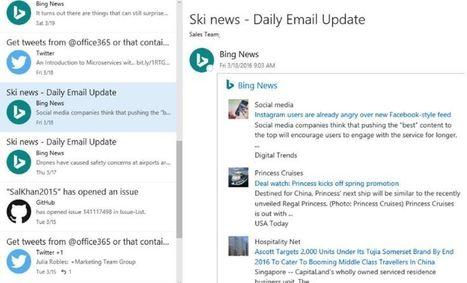 Bing News PubHub: La nouvelle plateforme de distribution de contenu | Web Communication | Scoop.it