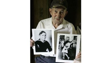 Man known as kissing sailor in WWII-era picture dies | xposing world of Photography & Design | Scoop.it