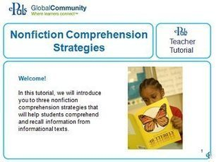 ePals Global Community | Nonfiction Reading Strategies and Text Structure | Scoop.it
