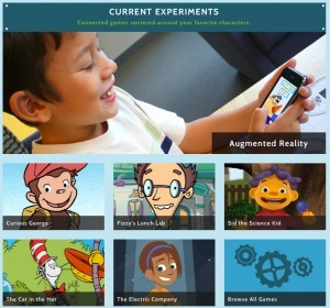 PBS Launches New Apps and Games for Home and School | MindShift | Kindergarten | Scoop.it
