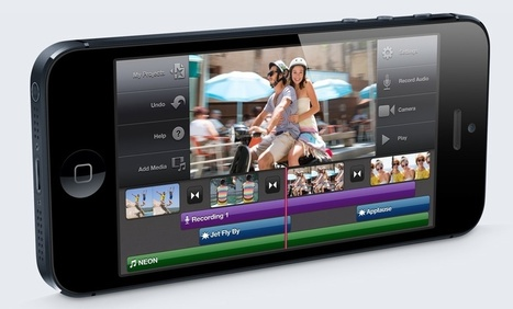 ALM iPhoneography » Apple Unveils The iPhone 5   iFilmmaking   Scoop.it