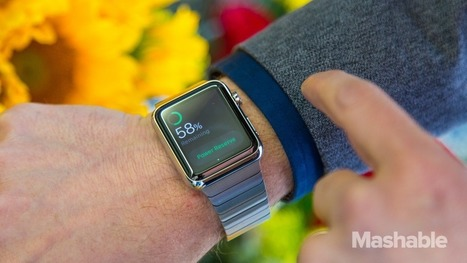13 things you didn't know about the Apple Watch | Mobile Technology | Scoop.it