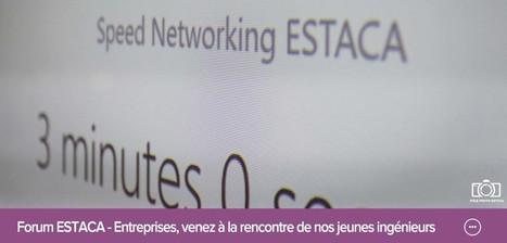 ESTACA : Ecole d'ingénieurs :  Aéronautique, Auto, Spatial et Ferroviaire   Orientation post-bac CDIISP   Scoop.it
