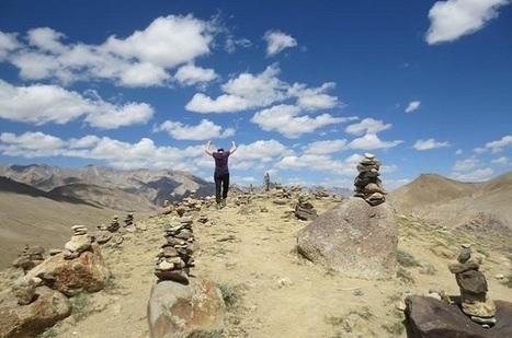 Zanskar with Kharnak via Kang Yatse Peak Tour Package | Trekking in Zanskar | Scoop.it