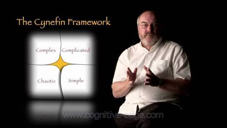 The Cynefin Framework - YouTube | Cynefin | Scoop.it