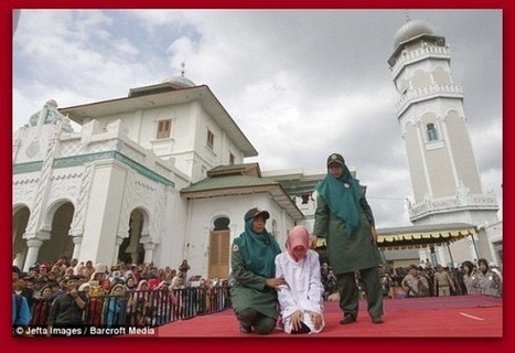 "Indonesian Couple Caned By Sharia Police For Being In ""Close Proximity"" without being married… – BB4SP 
