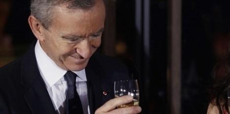 Bernard Arnault, 2e fortune d'Europe derrière le fondateur d'Ikea | ECONOMIE- | Scoop.it