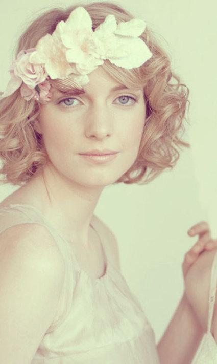 Super Short Wedding Hairstyles | 2013 Short Haircut for Women | Destination Wedding Hairstyles | Scoop.it