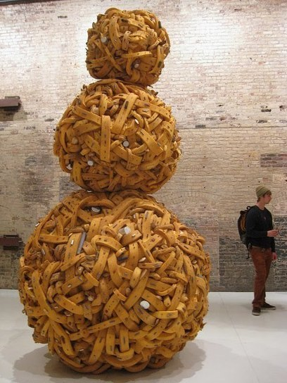 Nari Ward: Mango Tourists | Art Installations, Sculpture, Contemporary Art | Scoop.it