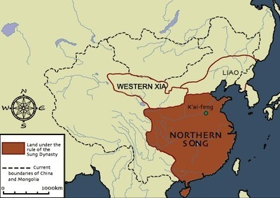 song-dynasty-map-b.gif (471x333 pixels) | Speaking Up for Others | Scoop.it