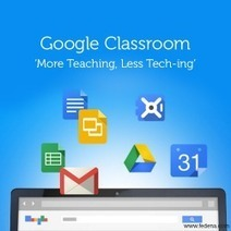 How To Integrate iPads With The New Google Classroom - Edudemic | Apple nieuws voor basisscholen | Scoop.it