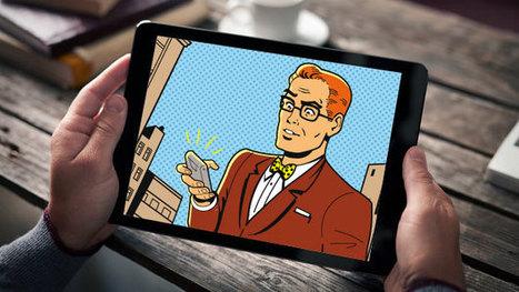 Lee tus cómics desde el ordenador, smartphone o tablet | Biblioteca Escolar | Scoop.it