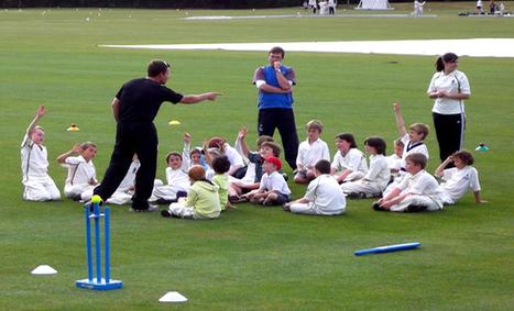 Top Batting Tips For Cricket Training! - Giikers | morrant | Scoop.it