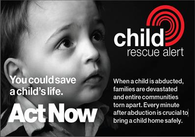 UK: Child Rescue Alerts | jo4missingkids | Scoop.it