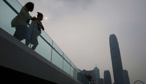 Severe health warning for young and old as serious levels of air pollution chokes Hong Kong | Sustain Our Earth | Scoop.it