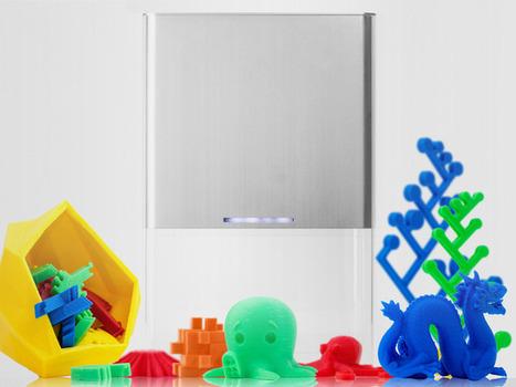 Buccaneer : une belle imprimante 3D à moins de 270 euros ! | Social and digital network | Scoop.it