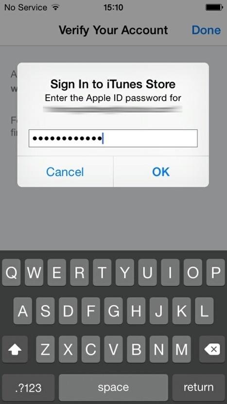 Cómo Crear un Apple ID sin Necesidad de una Tarjeta de Crédito   Comunicaciencia   Scoop.it