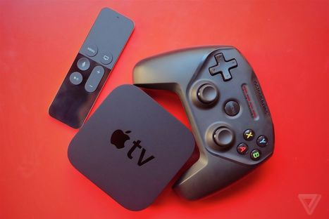 Apple TV games will no longer be crippled by the Siri Remote   Game dev things to look into u know   Scoop.it