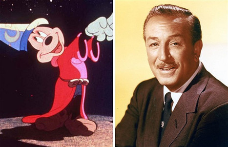 The voices behind Disney favourites (Slideshow) | The Telegraph UK | nostalgicartoons | Scoop.it