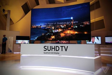 Samsung will reportedly start making OLED TV panels this year | Insight Business Technologies | Scoop.it
