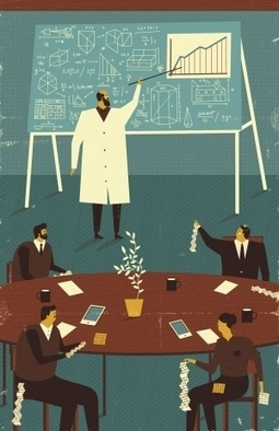 Veinte consejos para interpretar resultados y publicaciones científicas | Frontera | Cuaderno de Cultura Científica | Recull de recursos TiC de Ciències de la Naturalesa | Scoop.it