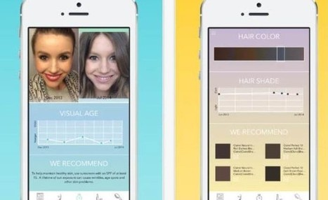 Facebook Photo Analysis Generates Personalized Skincare Recommendations - PSFK   Luxury   Scoop.it