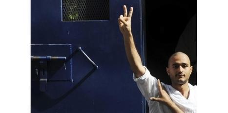 Début du procès d'un influent blogueur et opposant égyptien | Égypt-actus | Scoop.it