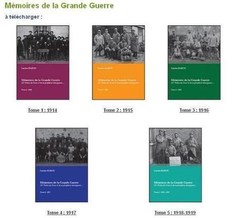 Mémoire de la Grande Guerre (à télécharger) | Ma Bretagne | Scoop.it