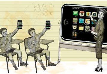 Con el celular en la clase. Primera parte | TIC JSL | Scoop.it