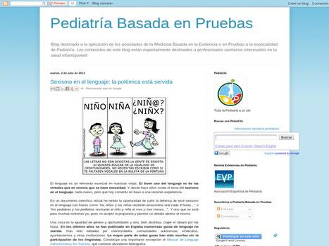 Blogs Salud: los más influyentes | eBuzzing Social | eSalud Social Media | Scoop.it