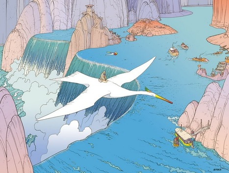 Mar 2012: R.I.P. Moebius | A Year in 12 Posts | Scoop.it