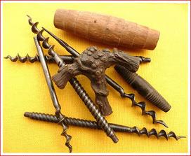 Vieux outils et art populaire: Tire-bouchon   Les Amis du Tire-bouchon   Scoop.it
