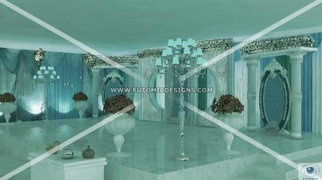 Majestic Hall, Angel Mall – Pearl Grand, Kaushambi designed by FDS | Interior Designing Services | Scoop.it