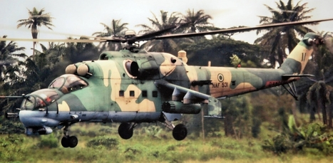 Nigerian Air Force Orders More Russian Helicopters | Helicopters | Scoop.it